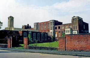 Durnford Street School derelict