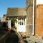 Redcroft restored 3