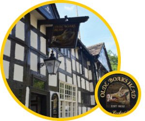 Middleton's Golden Cluster Ye Olde Boar's Head