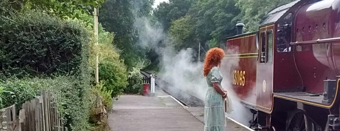 East Lancashire Railway hosts Edgar Wood