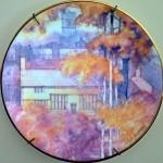 Plate Colin Gilbert