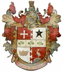 The Coat of Arms of the former Borough of Middleton