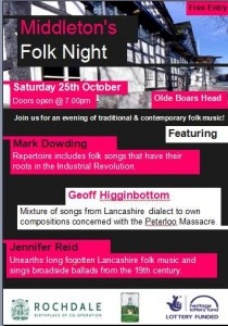 Edgar Wood and Middleton Townscape Heritage Initiative presents: