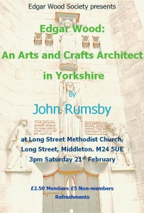 John Rumsby Talk Feb 21st