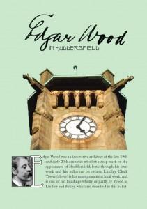 Edgar Wood Huddersfield