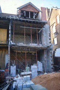Fencegate rebuilding