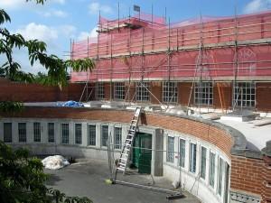 Restoring Elm Wood School