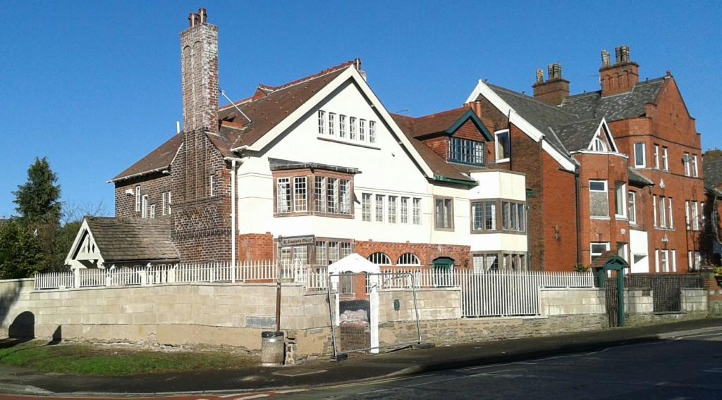 Redcroft restored 2